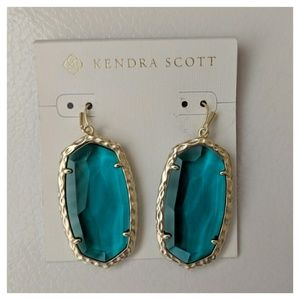 Kendra Scott Ella Drop Earrings - NWOT